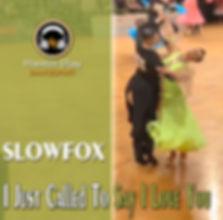 SlowFox - I Just Called To Say I Love Yo