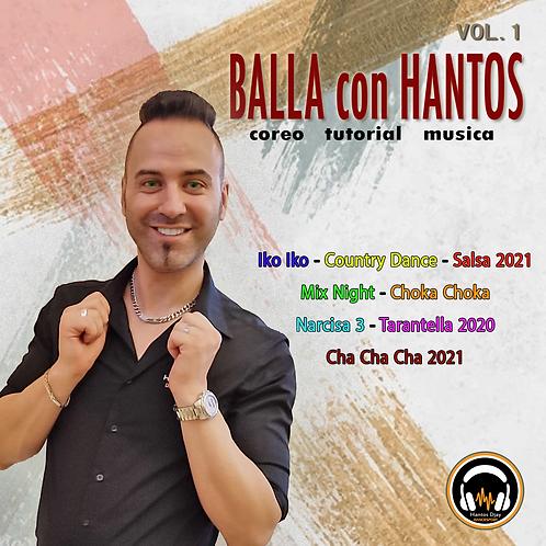 BALLA con HANTOS Vol.1