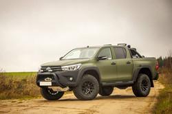 arctic truck - possible ev build