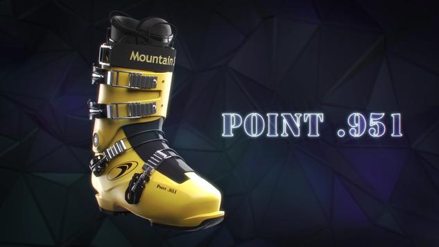 Mountain Slope(POINT .951)
