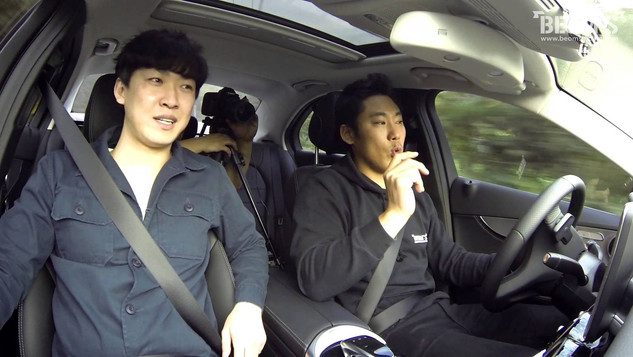 """김범훈의 """"Benz C200"""" 시승리뷰"""