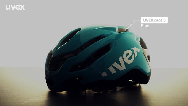 UVEX 'race 9'