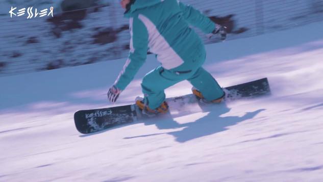 Kessler Custom Alpine Snowboard 소개