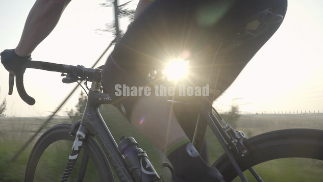 Share the Road #1
