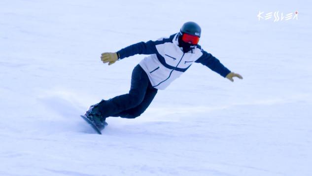 Kessler Custom Cross Snowboard