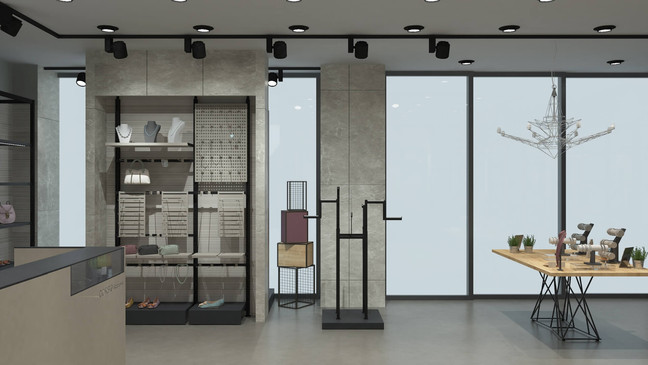 Corso - Shoes Store Shop Design