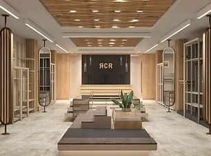 RCR - Fashion Store Shop Design