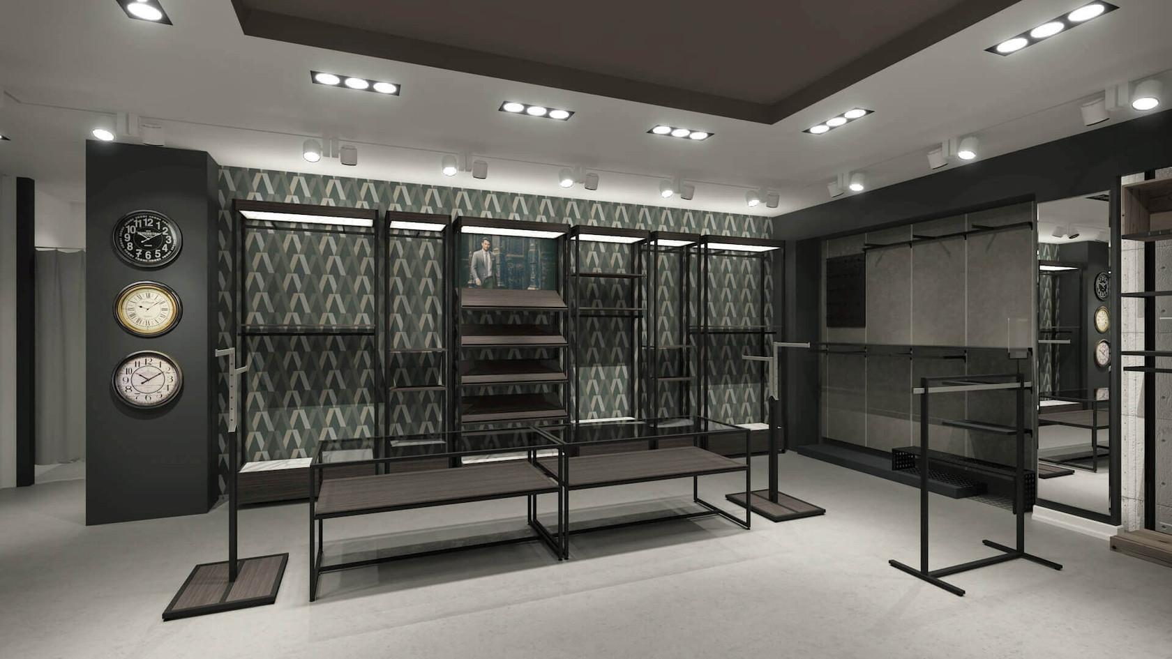 Climber - Fashion Store Shop Design