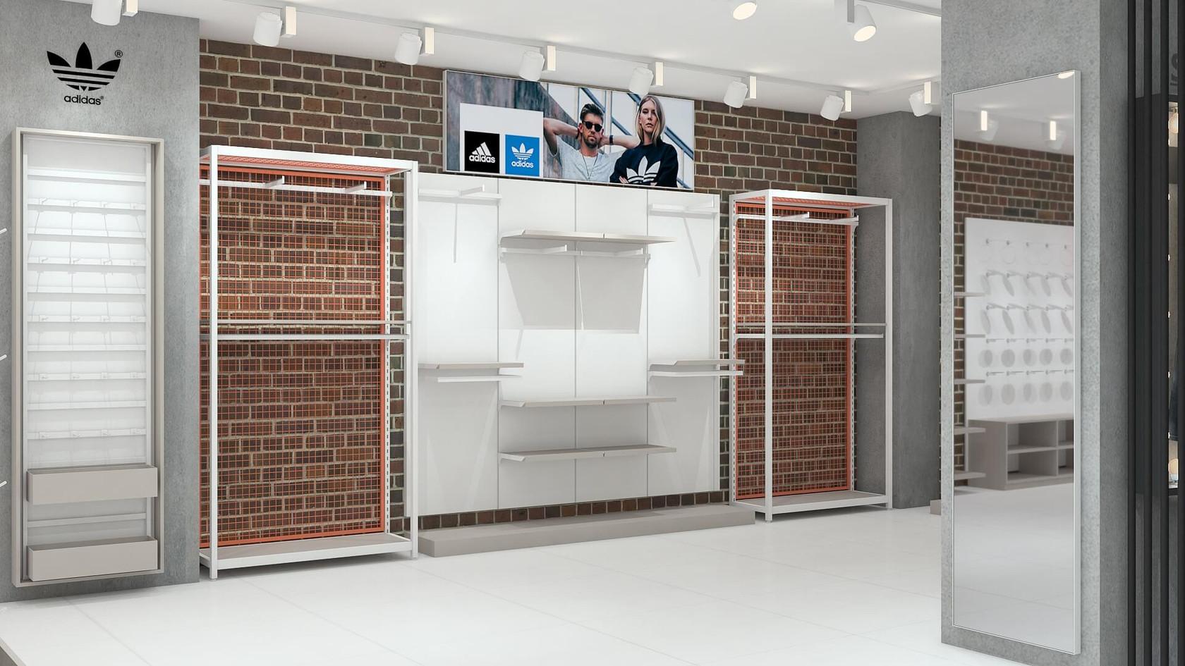 Alriyadi Alawal-Sports Store Shop Design