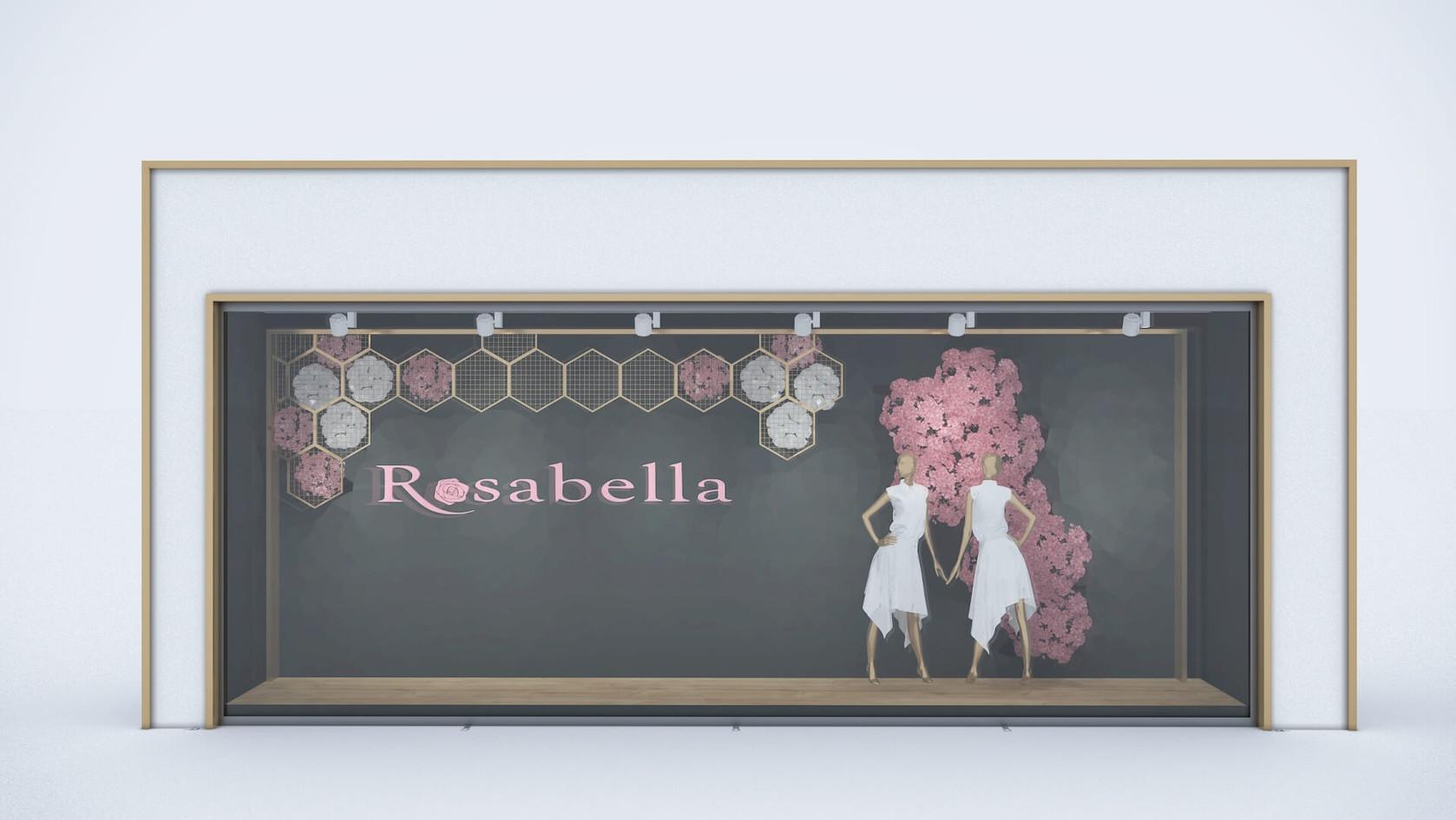 Rosabella - Fashion Store Shop Design
