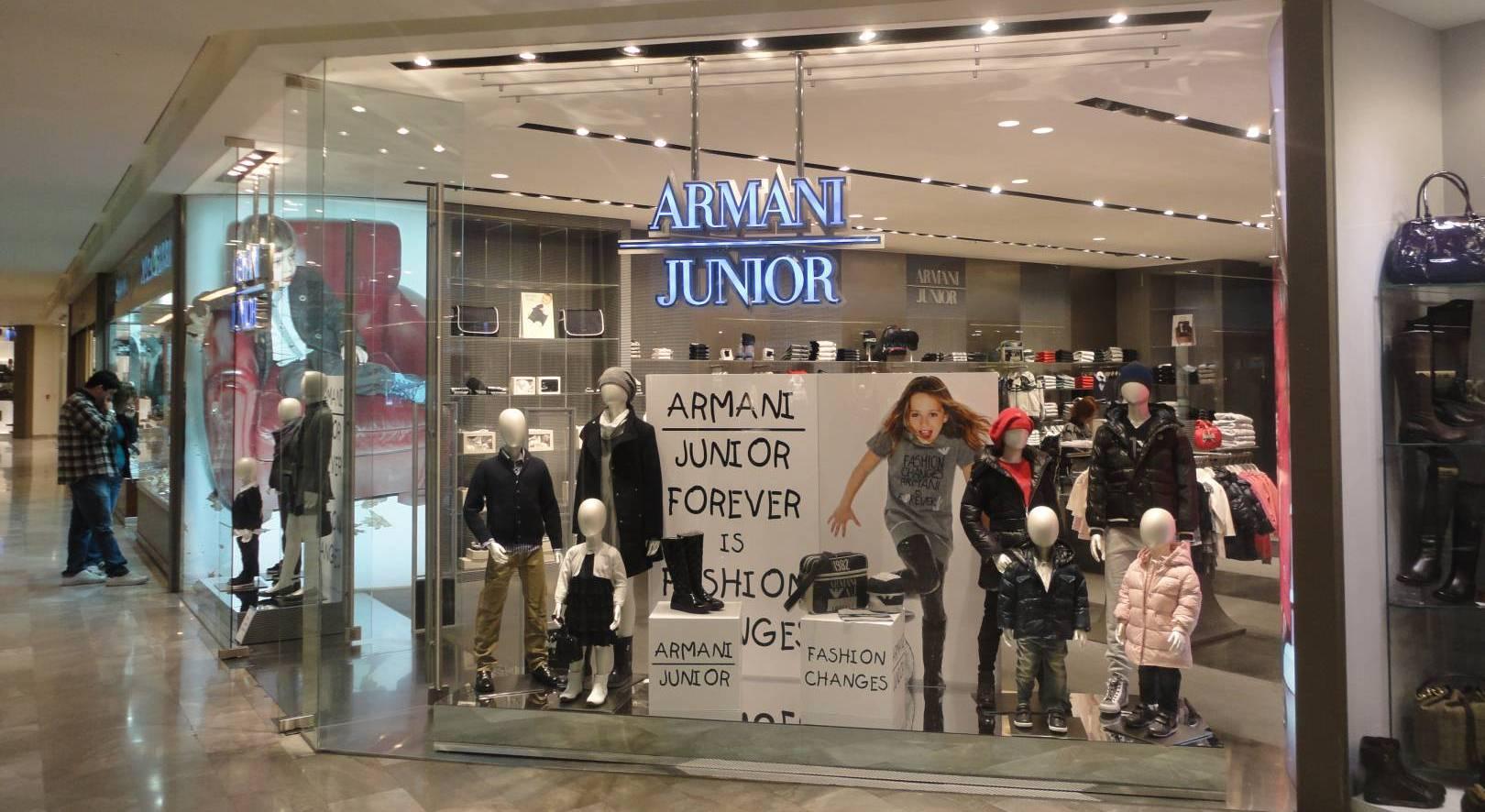 Armani Junior