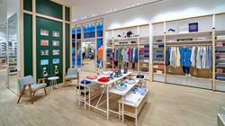 Lacoste | shopfitting