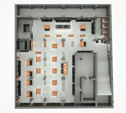Departman, Çok Katlı Mağaza Tasarımları | Shopline Mağaza Dekorasyonu | PMG