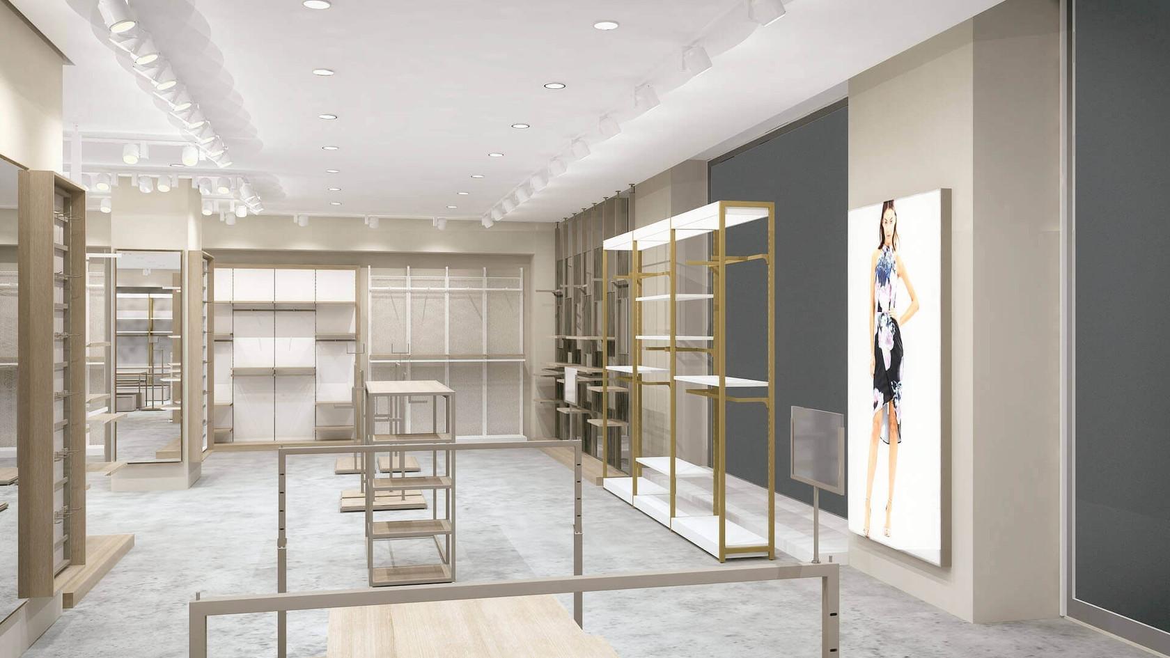 Cinici - Fashion Store Shop Design
