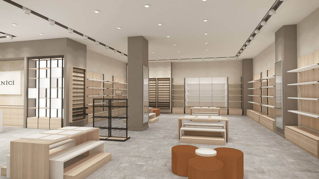 Cinici - Shoes Store Shop Design