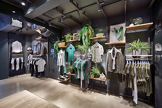 Modern Mağaza Tasarımı, Mağaza Dekorasyonu