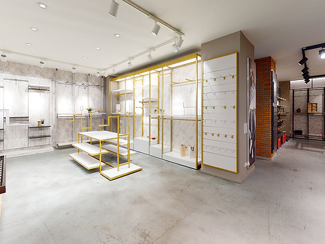 Mağaza Tasarımı ve Dekorasyonu | Shopline Almanya Showroom