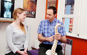 Dr T and Dr J - Hobarts best Back Doctors for Back Pain and Relief