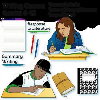 MommieTeach High School Writing