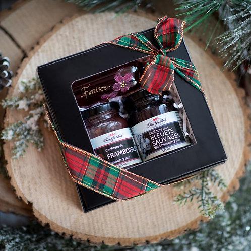 C1  : Petite boîte cadeau - Small gift box