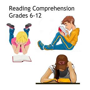 MommieTeach middle school reading