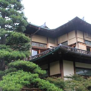 Kyoto - bo som en prins, Royakan Yoshida Sanso