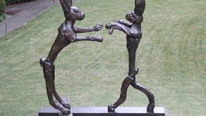 Skulpturparken i Hakone - verdens vakreste?