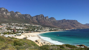 Cape Town - Livlige Camps Bay