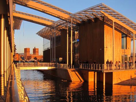 Bli med på tur langs Oslofjorden - kunst, kultur og gode kafeer