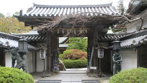 Japan - Mt Koya - bo i et tempel