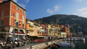 Villefranche-sur-Mer - en livlige fiskerlandsbyen på den Franske Riviera