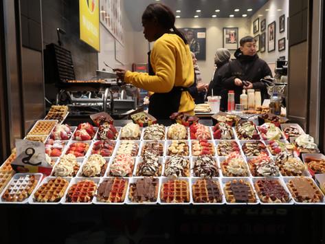 Brussel - et mekka for matelskere