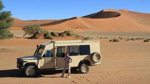 Rundtur i Namibia