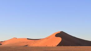 Namibia -  rå skjønnhet