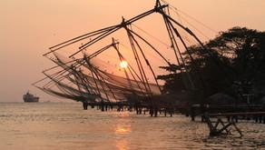 Kerala - Fort Kochi - krydder, fisk og eldgammel historie