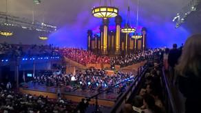 Salt Lake City - mektig korsang