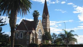 Namibia - Windhoek - verdt et stopp før safari