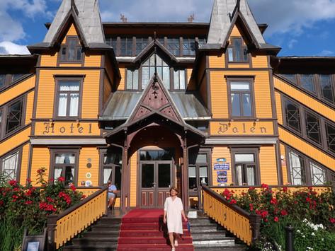 Dalen hotell - et lite stykke Norgeshistorie