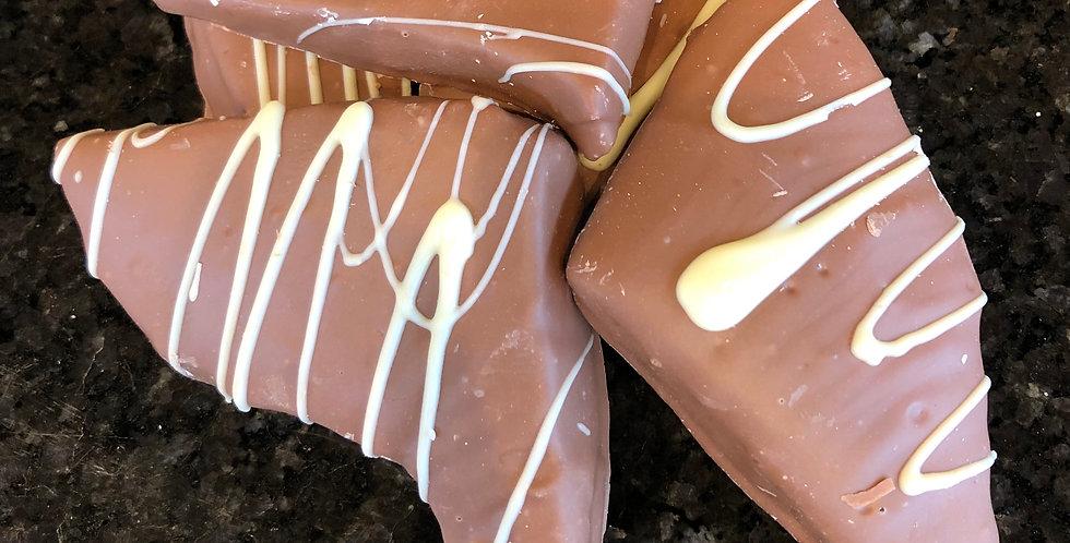 Chocolate Sponge Toffee