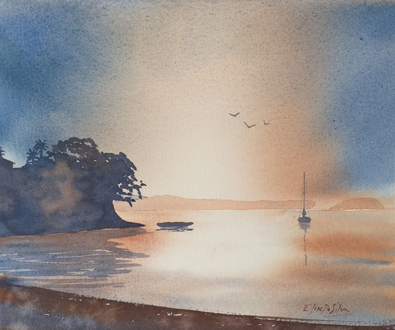 'Cockle Bay Serenity' - SOLD