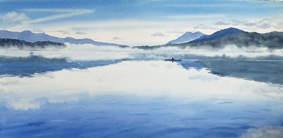 'Peaceful Serenity'
