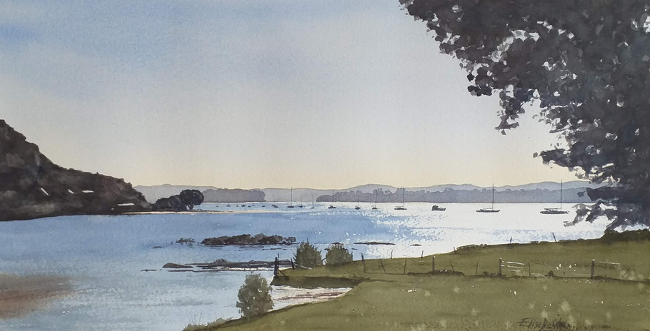View of Shelley Beach