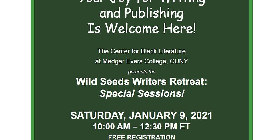 Free CUNY Publishing Webinar & Talkshop Session