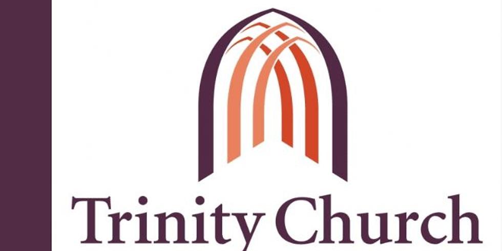 Trinity Fall Poetry Festival