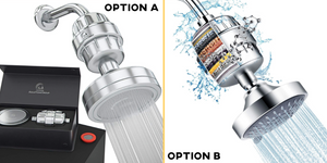Shower Head Comparison