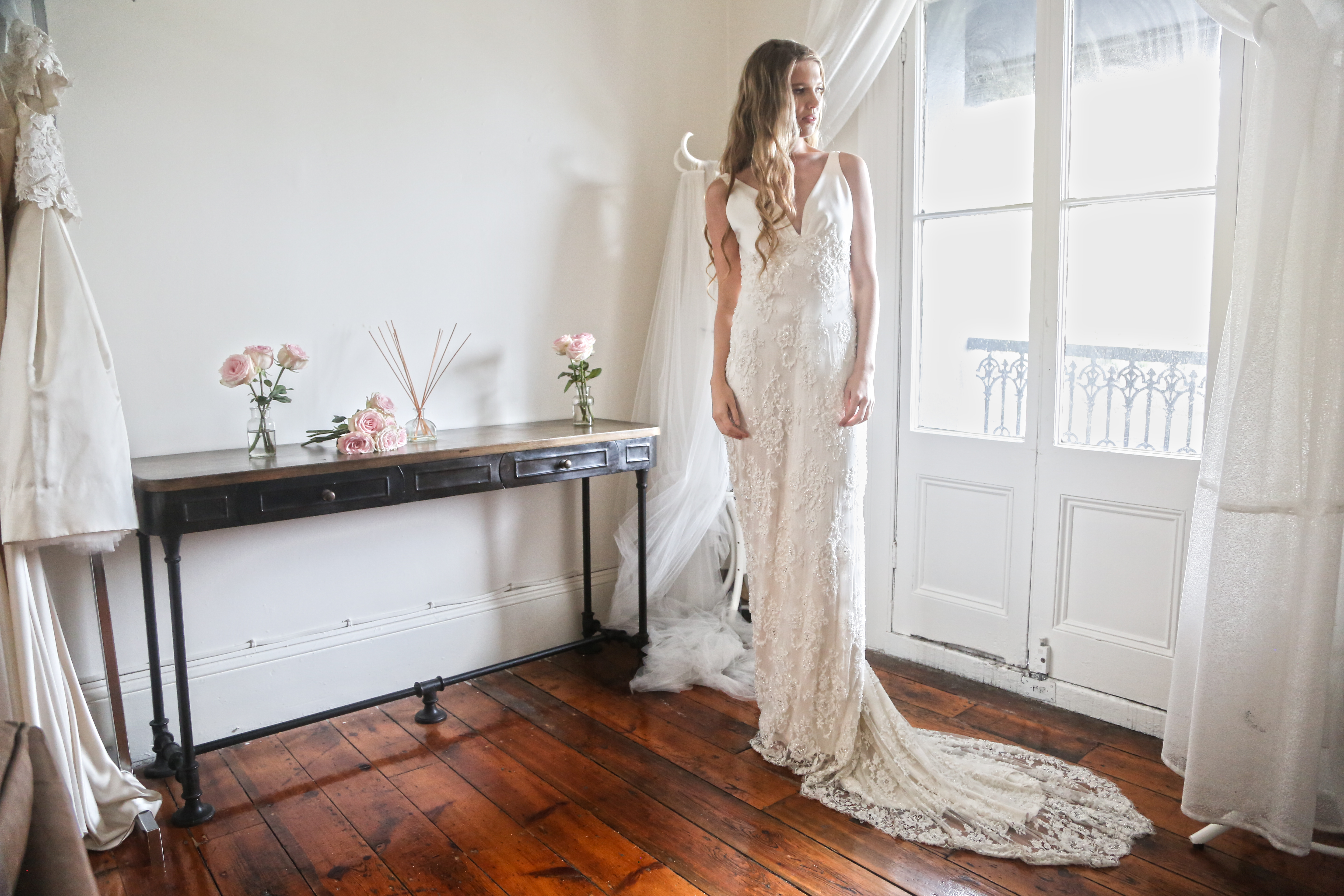 Collaboration | Jennifer Go Bridal