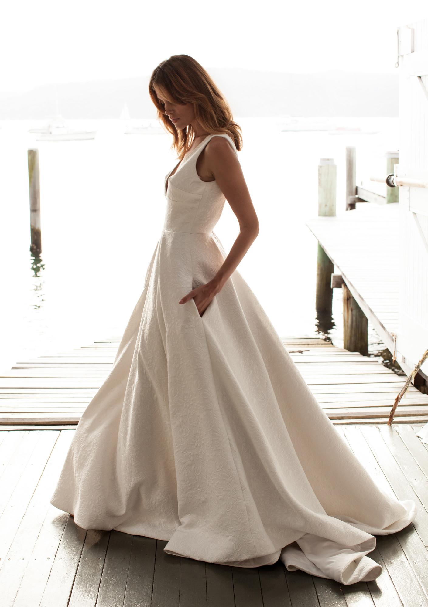 Coppelia Gown