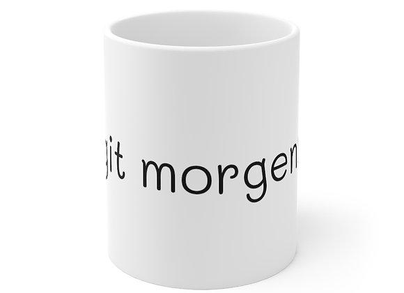Git Morgen Mug 11oz