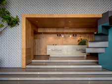 Soft Bank Office