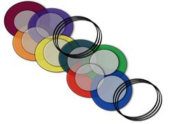 Rainbow Bubbles Graphic